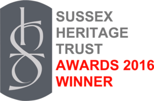 Marian Boswall Sussex Heritage Trust Winner 2016