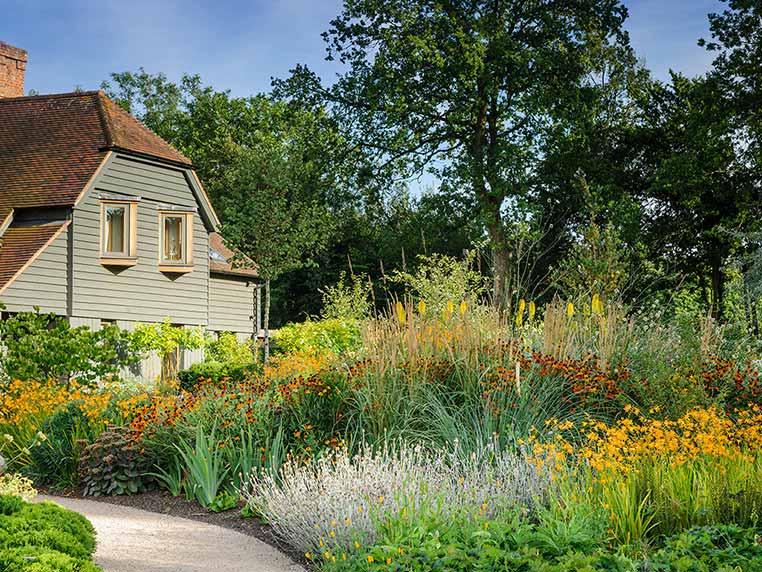 Marian Boswell Garden Design And Architecutre