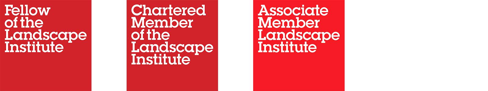 Landscape Institute logos