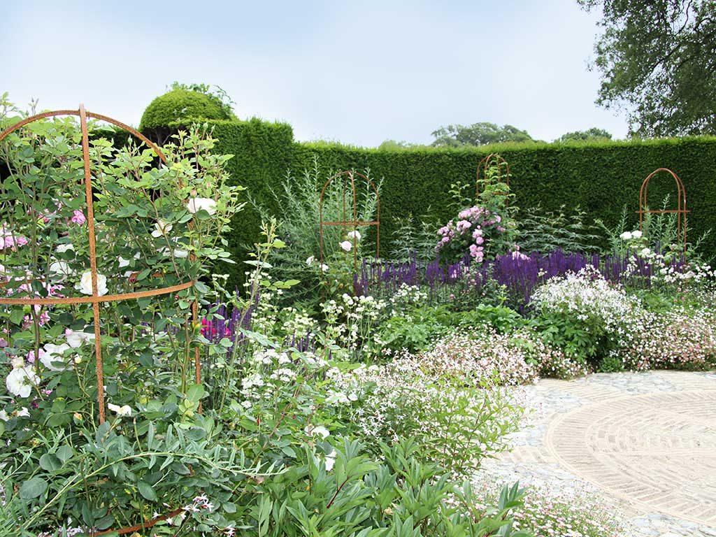 Private Estate Garden Architects