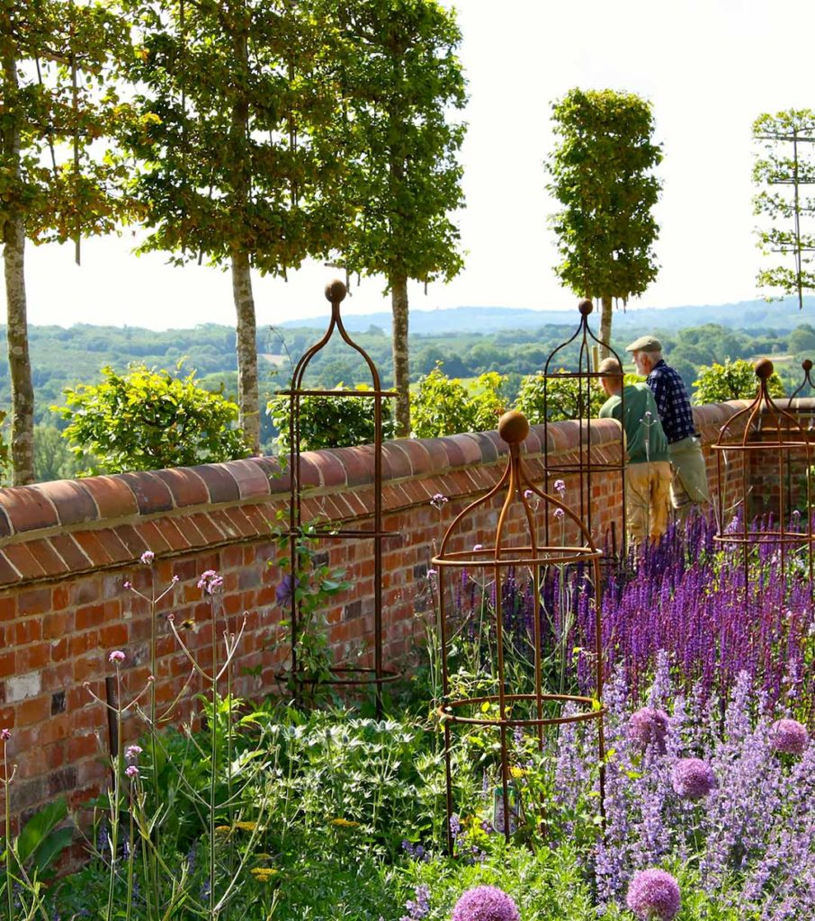 Marian Boswall Landscape Architects The Sheephouse
